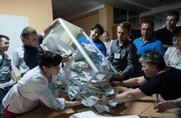 ЦИК: Выборы на Донбассе безопасно провести в 15 из 32 округов