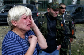 Сьогодні в Донецьку загинули дев'ять мирних жителів, 30 поранені