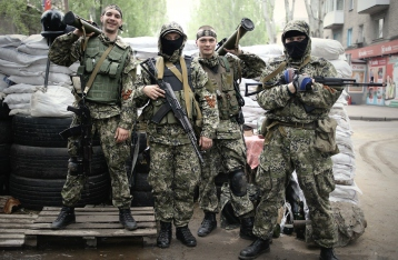 СБУ: В плену на Донбассе находится около 500 граждан Украины