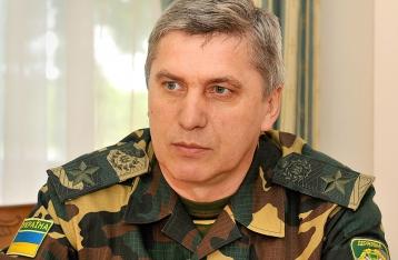 Президент намерен уволить главу Госпогранслужбы Литвина
