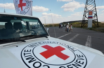 МККК приостановил свою деятельность в Украине