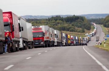 Украина с 13 октября запрещает перемещение продуктов из Крыма