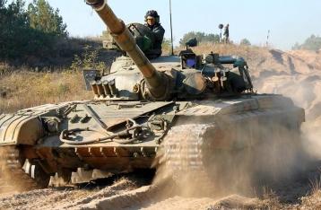В ДНР заявили о готовности отвести войска за 30-километровую зону