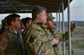 Президент поручил перебросить в Харьковскую область спецподразделения силовиков