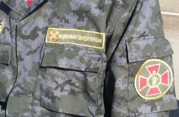 Близько 300 гвардійців вимагають під АП демобілізації