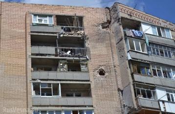 В результате обстрела поселка под Мариуполем погибли пять человек, еще десять – ранены