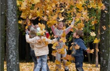 Осенние каникулы в школах Киева будут продолжаться две недели