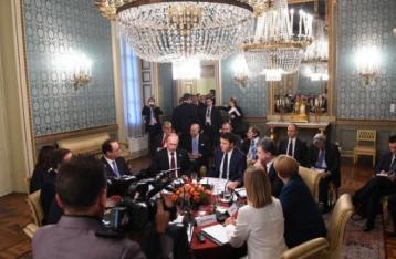 У Мілані завершилася зустріч за участю Порошенка і Путіна щодо ситуації в Україні