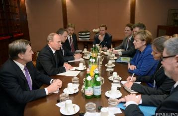 Европейские лидеры предложили установить международный контроль над границами Украины