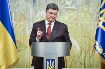 Порошенко поручил до конца недели подключить к теплу всех украинцев