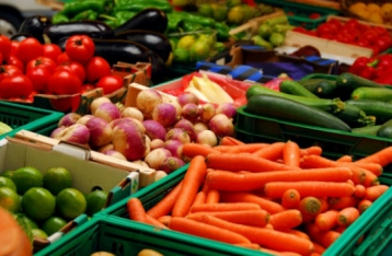 РФ з 22 жовтня забороняє ввезення рослинної продукції з України