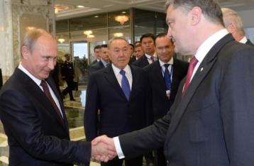 Порошенко обговорив з Путіним газове питання та режим припинення вогню