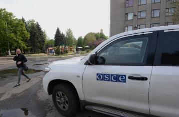 В ОБСЕ не фиксировали применение украинскими военными кассетных боеприпасов