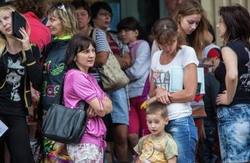ООН: Конфликт в Украине вынудил более 824 тысячи человек покинуть дома