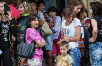 ООН: Конфлікт в Україні змусив понад 824 тисячі людей залишити домівки