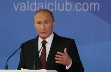 Путин: Конфликт в Украине – не последний