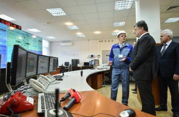 Порошенко запустил Днестровскую ГАЭС