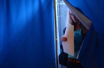 В Україні «день тиші» перед виборами у Раду
