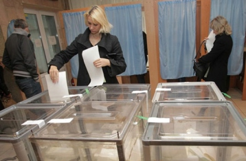 На Донбассе парламентские выборы не состоятся в 15 округах