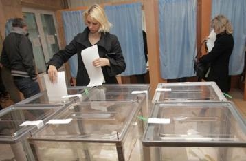 На Донбасі парламентські вибори не відбудуться в 15 округах