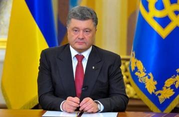 Порошенко призвал украинцев голосовать по совести