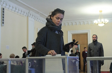 Уже открылись 102 из 112 зарубежных избирательных участков