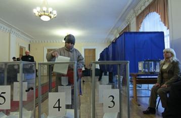 В Україні завершилося голосування на виборах