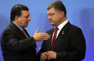 Баррозу підтвердив Порошенкові намір надати Україні 760 мільйонів євро