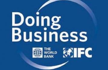 Украина поднялась в рейтинге Doing Business на 16 позиций