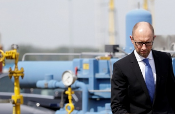 Премьер: До конца года цена на газ из РФ должна составить $378 за тысячу кубов