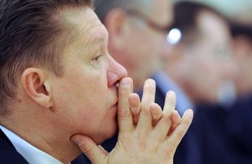 Миллер: РФ начнет поставлять Украине газ через 48 часов после оплаты ею части долга