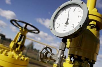 Украина в октябре импортировала почти 900 миллионов кубометров газа