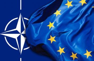 НАТО и ЕС не признают выборы в ЛНР и ДНР