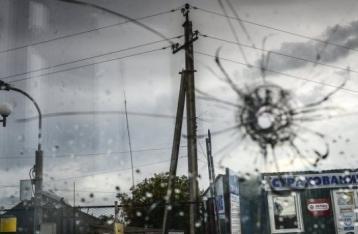 У Донецьку внаслідок обстрілу поранено 15 осіб