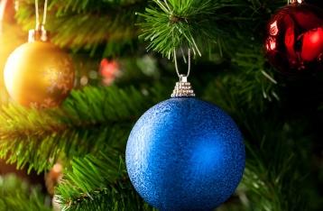 На новогодние праздники украинцы будут отдыхать девять дней