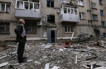 СНБО: Ситуация на Донбассе усложняется