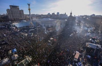В Україні святкуватимуть День гідності та свободи і День соборності
