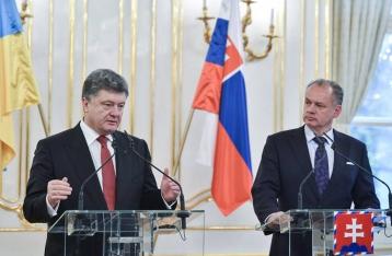 Порошенко: Цель санкций против России – остановить агрессию