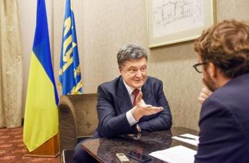Порошенко: Украина сейчас - самое опасное место в мире
