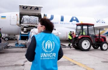 Страны ООН выделили около $17 миллионов для помощи переселенцам в Украине