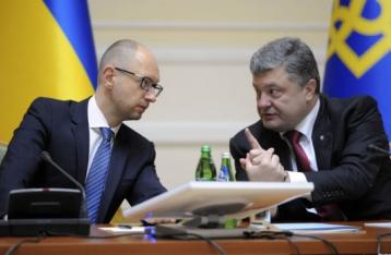 Порошенко готовий внести кандидатуру Яценюка на пост прем'єра