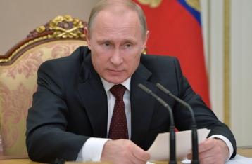 Путин: РФ формирует группировку войск в Крыму