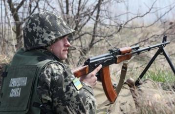 Украина не контролирует 409 километров границы с Россией