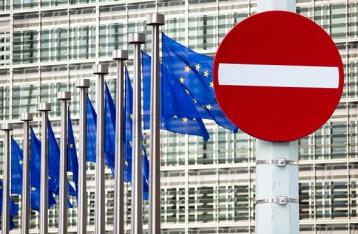 ЕС обнародовал решение о санкциях против 13 человек и пяти компаний из ДНР и ЛНР