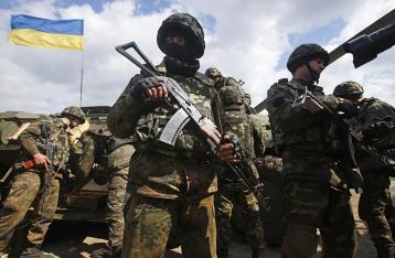 За сутки в зоне АТО погибли три украинских военных, еще 15 - ранены