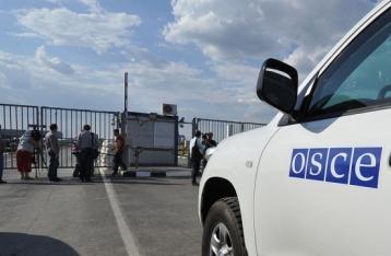ОБСЕ: Украина договорилась с ЛНР о прекращении огня с 5 декабря