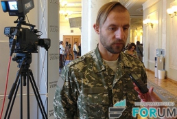 Козак Гаврилюк: Зіркової хвороби у мене ніколи не буде