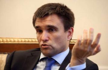Климкин: Украина пойдет на переговоры в Минске при одном условии