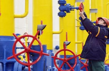 Украина начала импорт газа из России