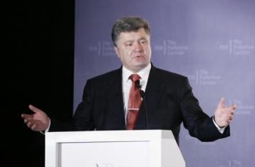 Порошенко: Українці хочуть миру і реформ